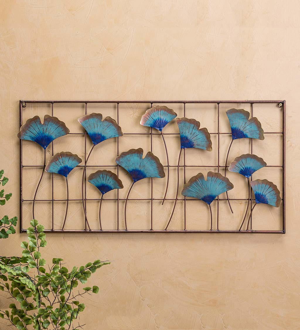 Laser Cut Metal Corner Wall Accent Wind And Weather