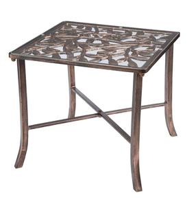 Iron Tuscany Table and Chair Set