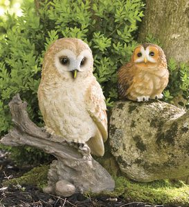 Barn Owl Sculptures