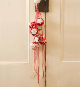 Ribbons and Ornaments Decoration