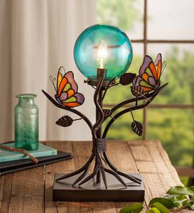 Butterflies and Orb Light