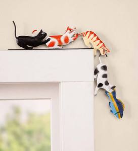 Cats and Fish Door Crawler