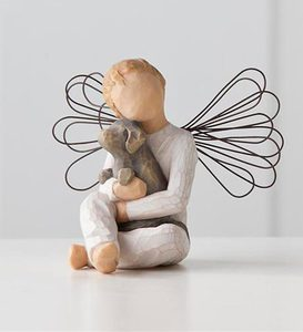 Angel Of Comfort Willow Tree® Figurine