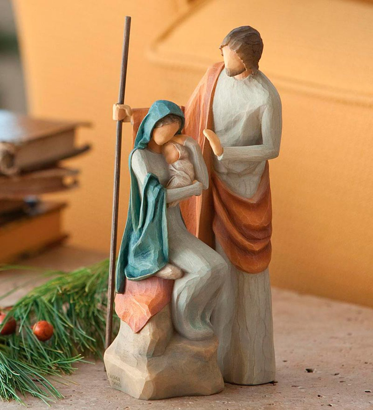 Holy Family Willow Tree® Figurine