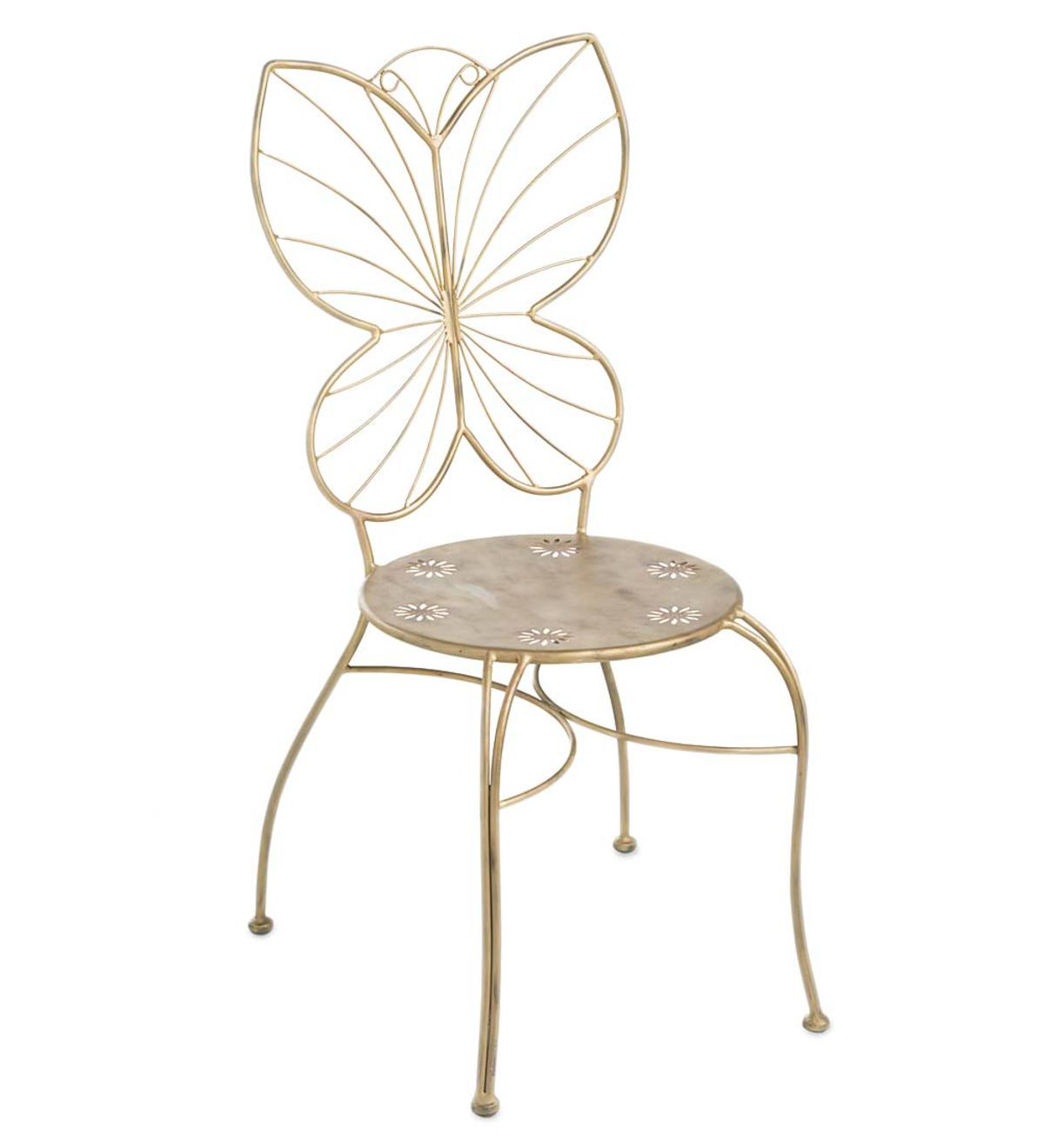 Metal Butterfly Chair