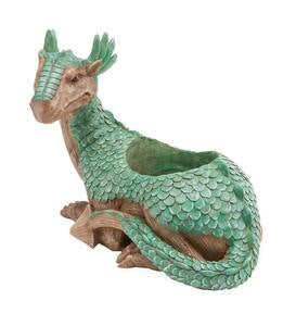 Indoor/Outdoor Dragon Planter