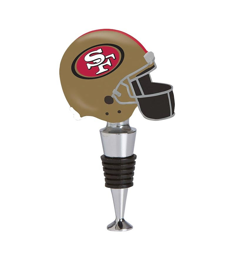 NFL Wine Stopper