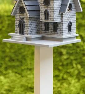 Dragon Weathervane Birdhouse