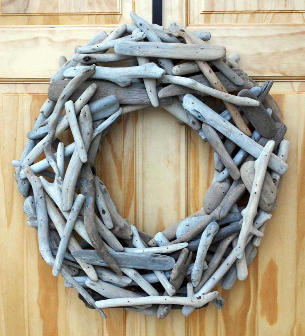 Natural Driftwood Wreath