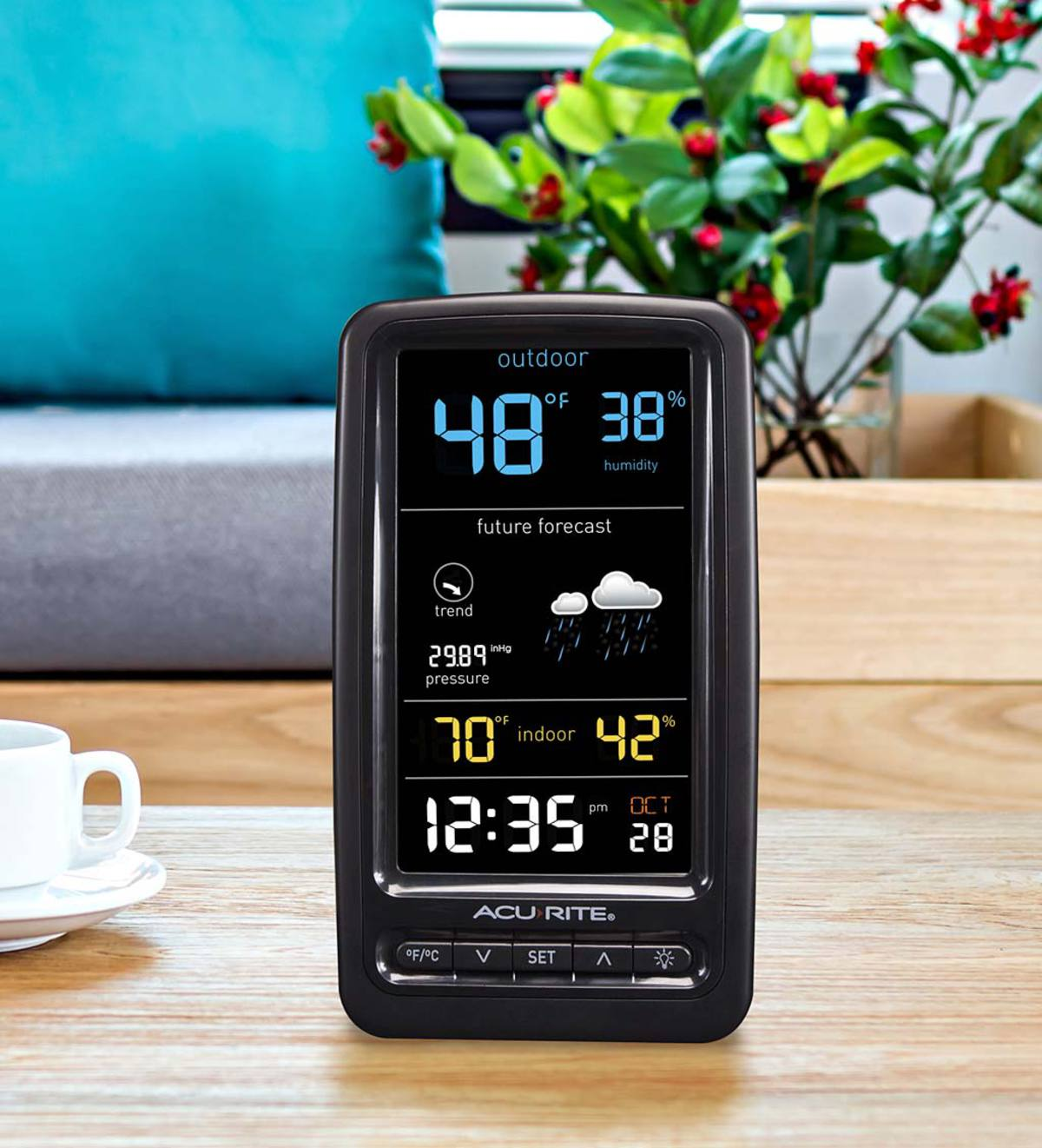 AcuRite® Compact Wireless Weather Station