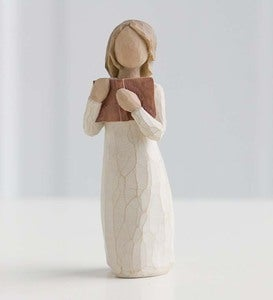Love of Learning Willow Tree® Figurine