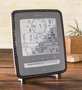 My Backyard Weather Station