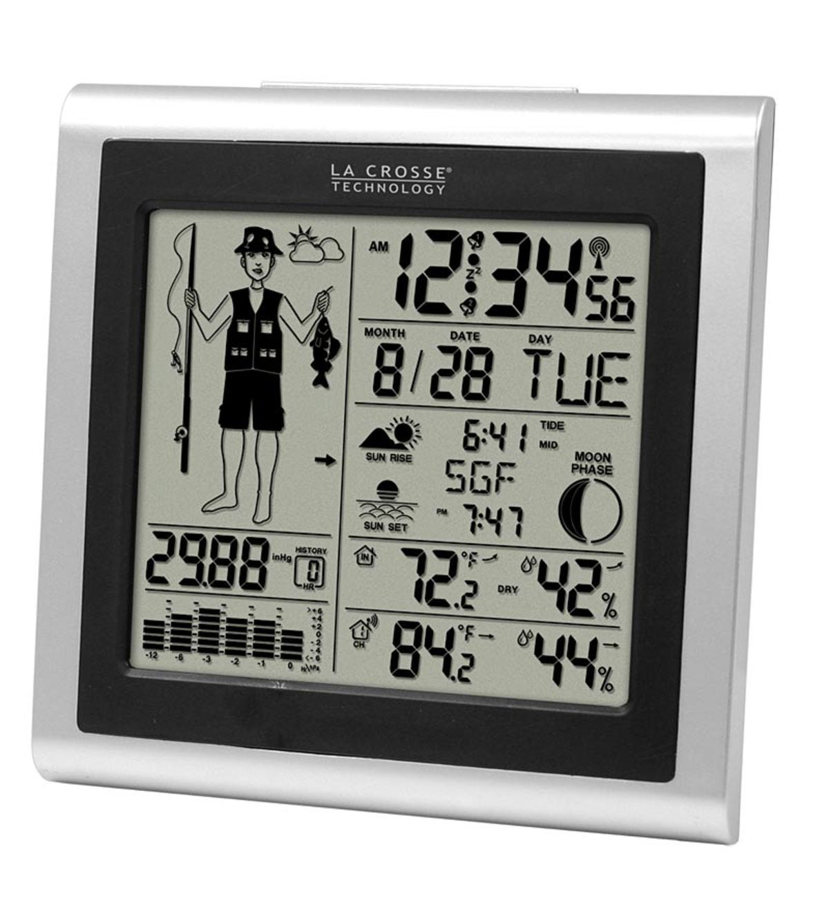 Fisherman Forecaster Weather Station By La Crosse Technology®