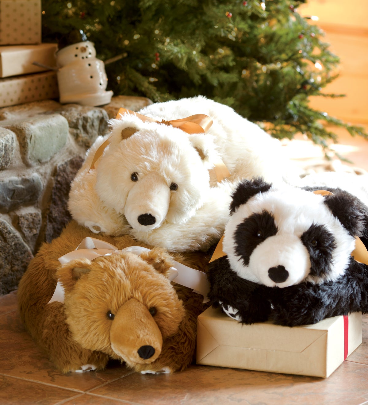Bear Hug Body Pillows Pillows And Throws Home Accessories For