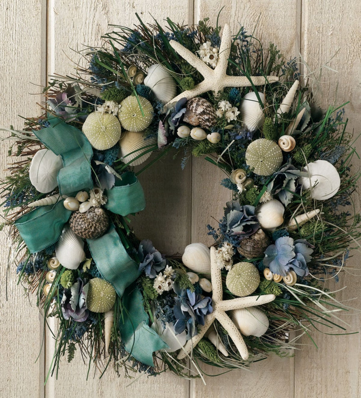 Summer Shore Wreath