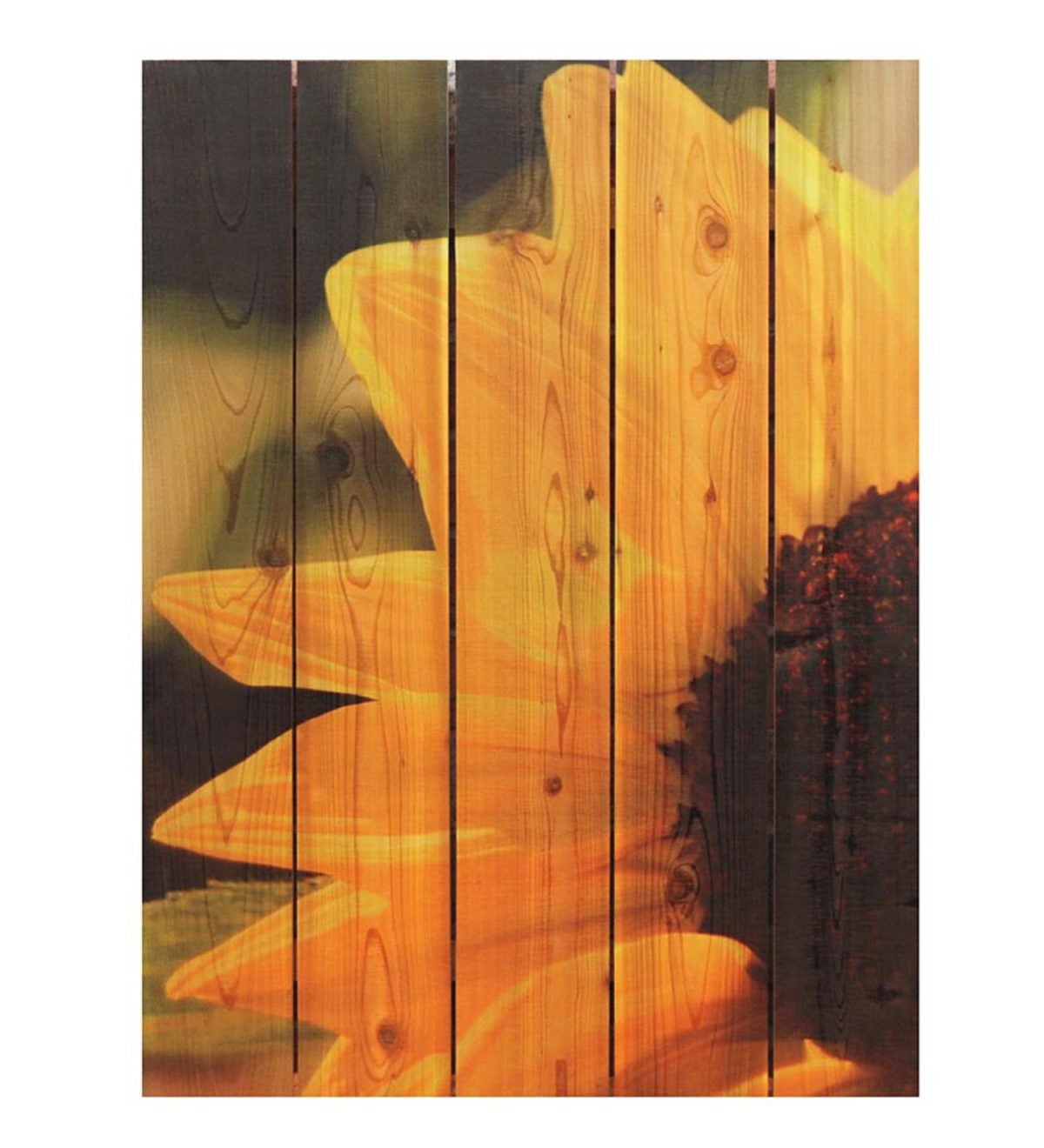 Handcrafted Yellow Sunflower Wall Décor By Gizaun Art™