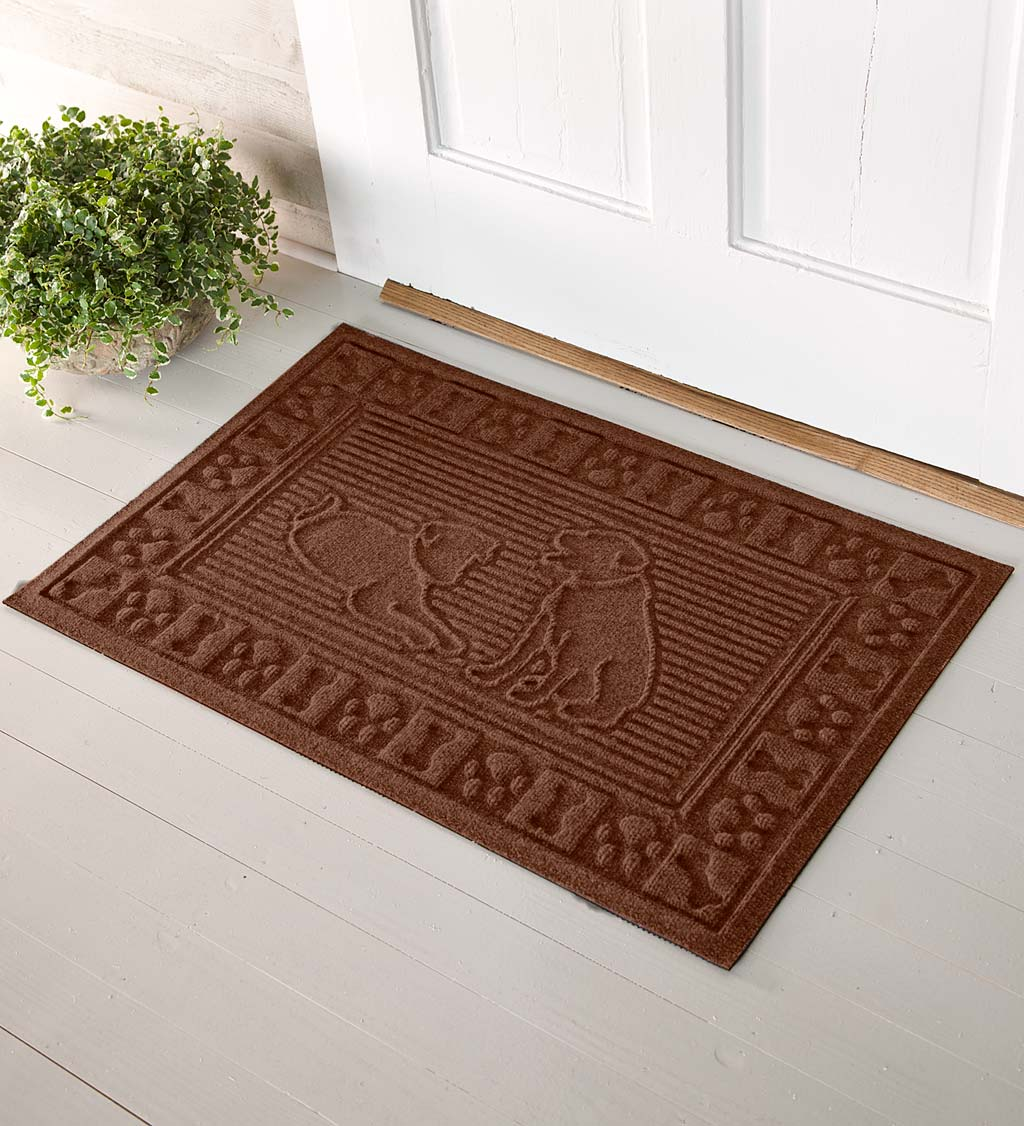 Waterhog Dog Doormat, 2' x 3'