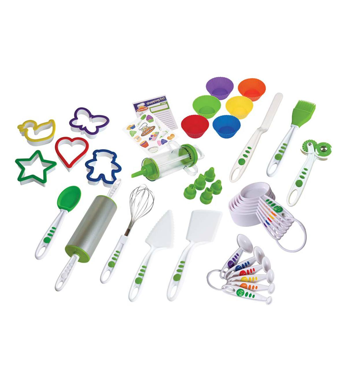 38-Piece Kids' Starter Baking Kit