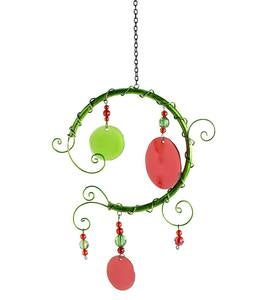 Hanging Christmas Garden Ornament
