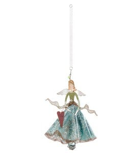 Hanging Fairy Princess Accent - Blue