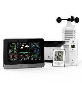La Crosse Wi-Fi 5-Piece Pro Weather Station System