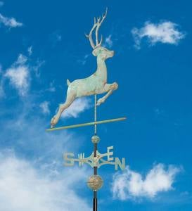 Stag Deer Weathervane