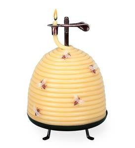 120-Hour Beehive Candle by the Hour