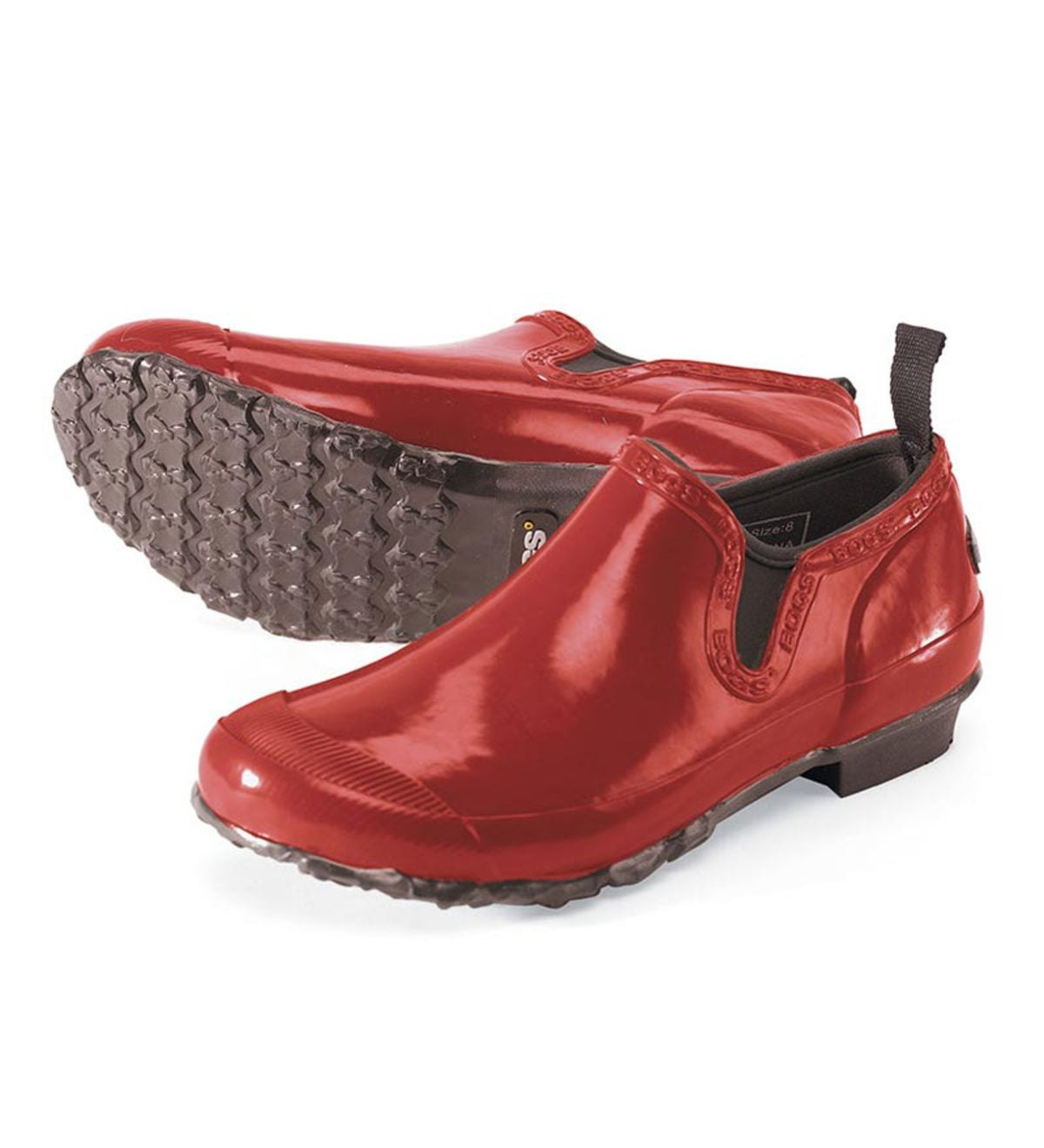 Rue Shoe - Red - Size 10