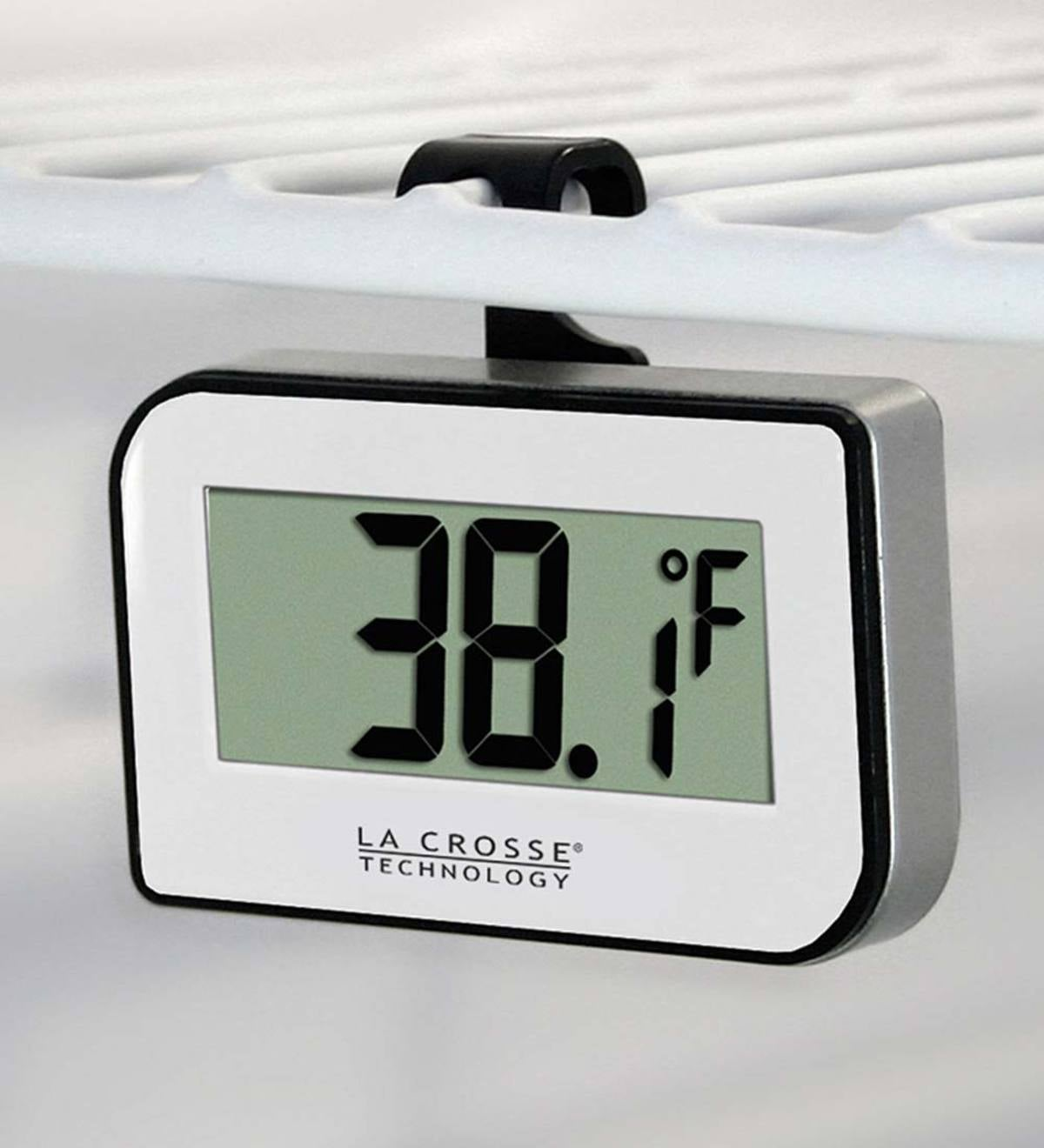 Refrigerator/Freezer Digital Thermometer