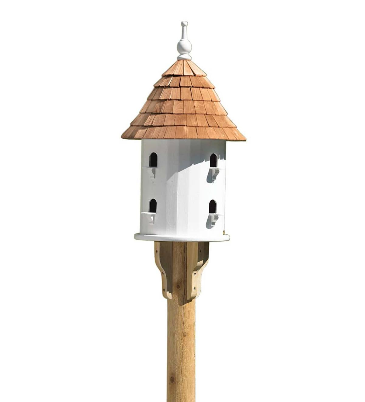 Lazy Hill Farm Birdhouse Wind And Weather