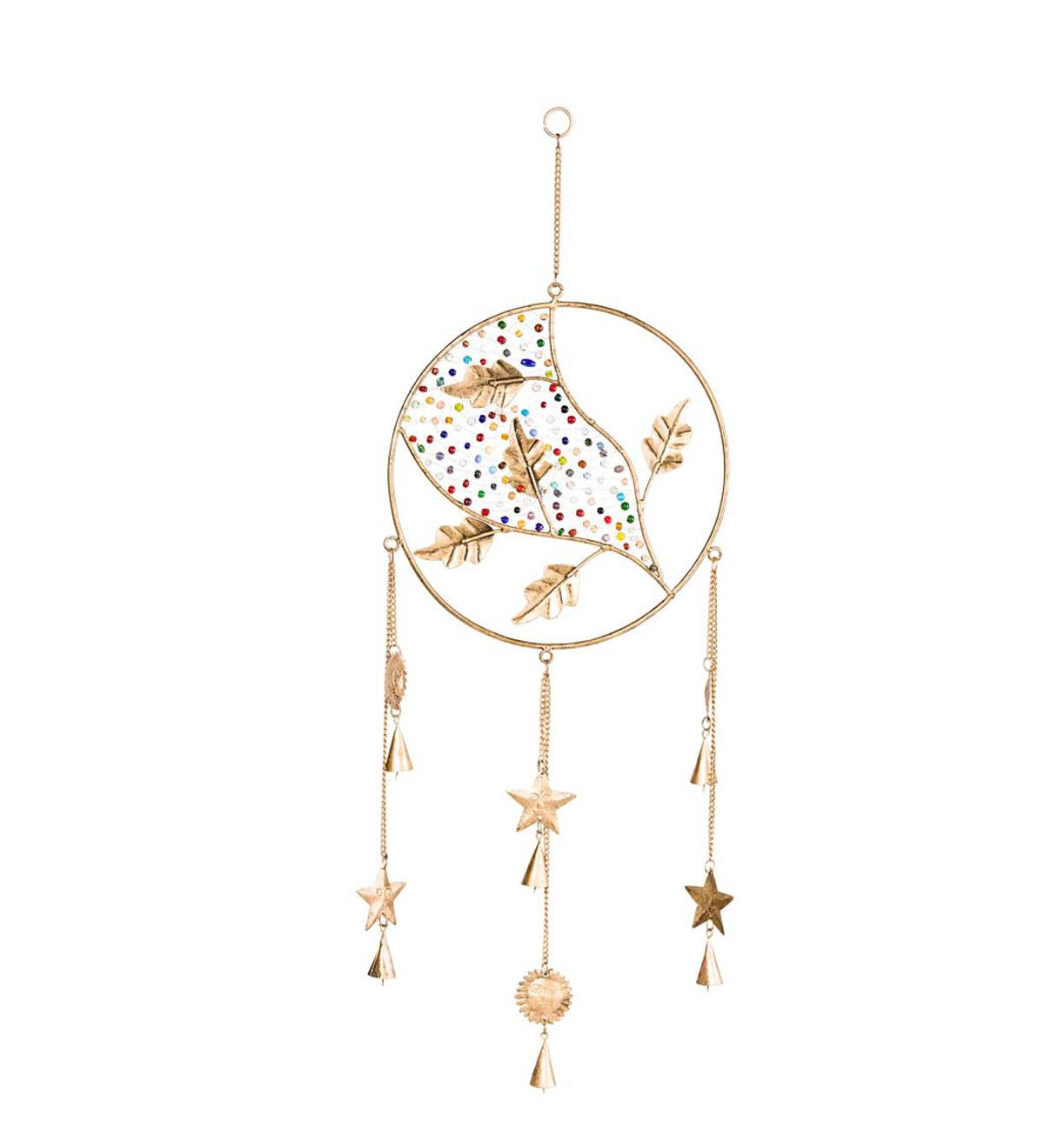 Dreamcatcher Wind Chime