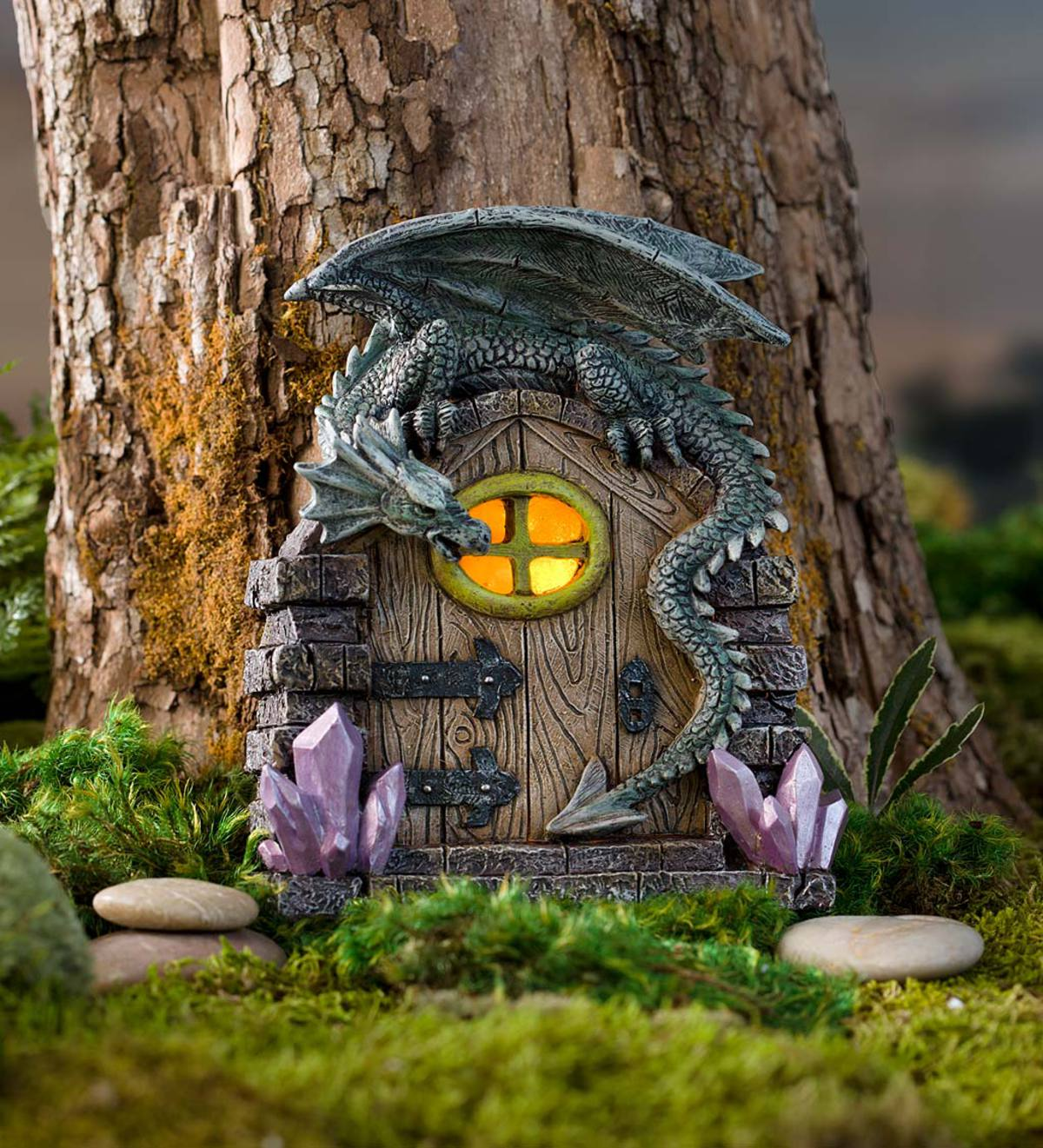 Dragon Fairy Door