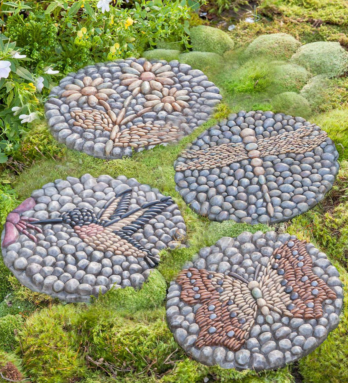 Decorative Stepping Stone