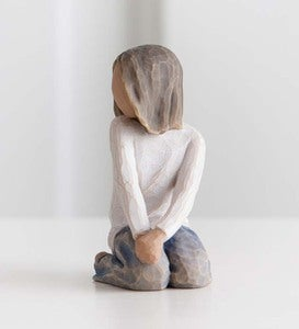 Willow Tree® Joyful Child Figurine