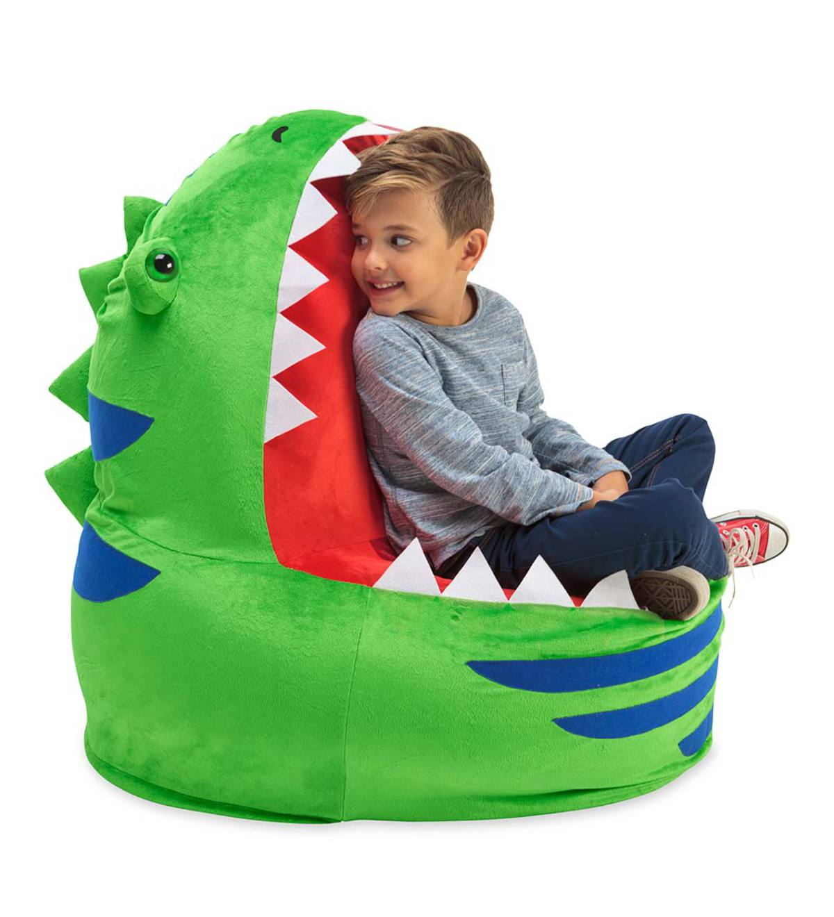 Inflatable Dino Chair
