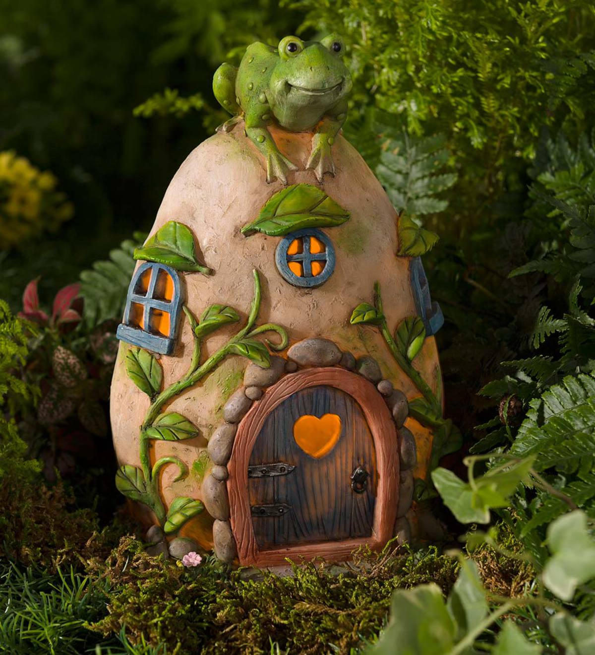 Frog Fairy House | Wind and Weather