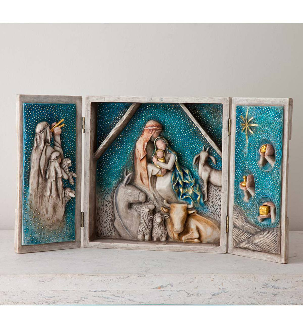 Willow Tree® Starry Night Nativity