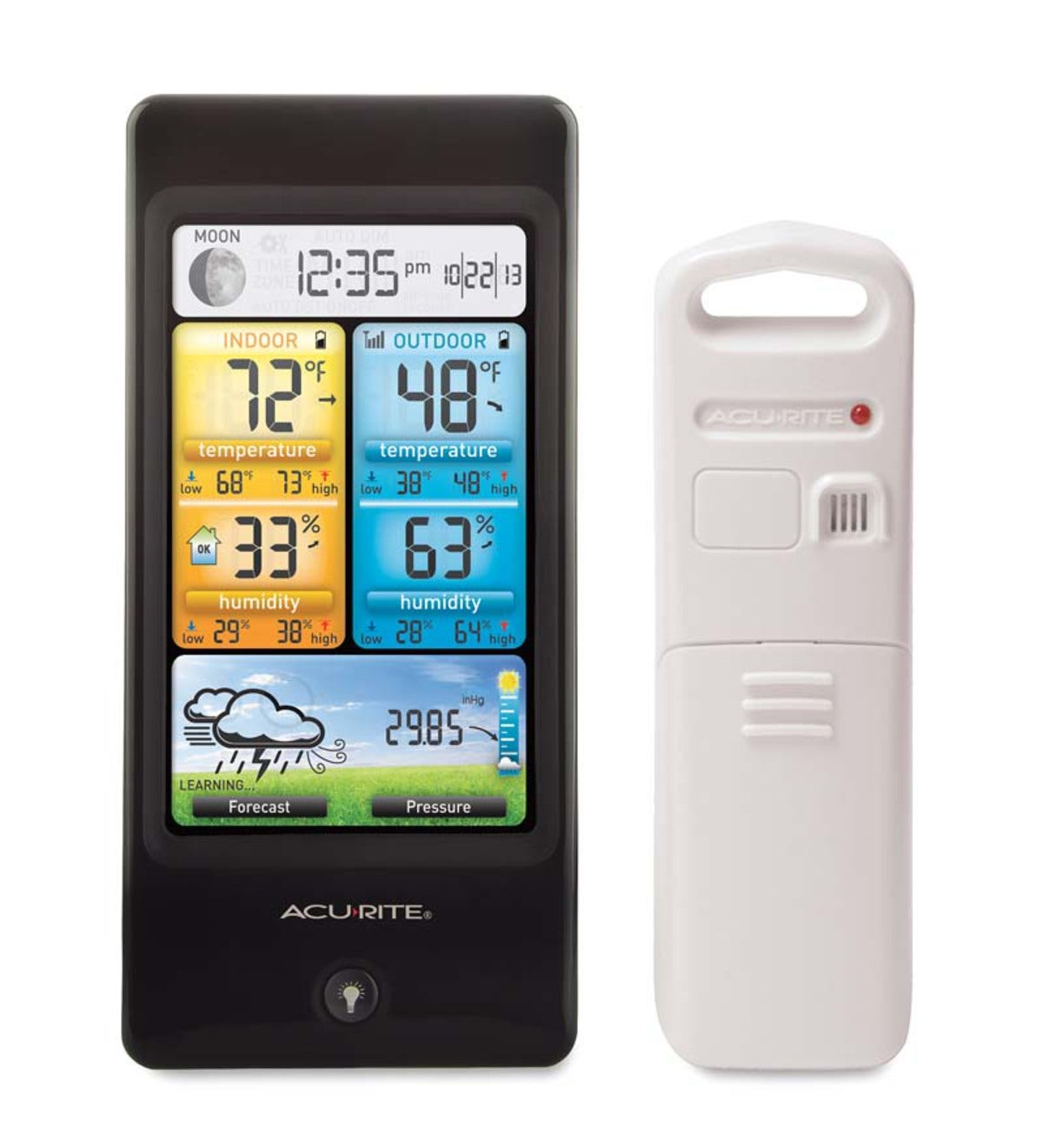 Color Digital Tabletop Weather Station by AcuRite®