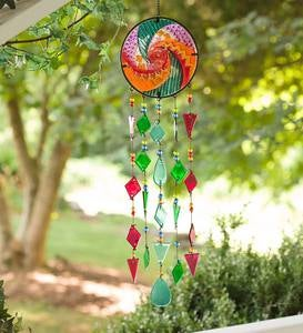 Circle Glass Wind Chime