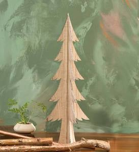 Small Wooden Tabletop Tree