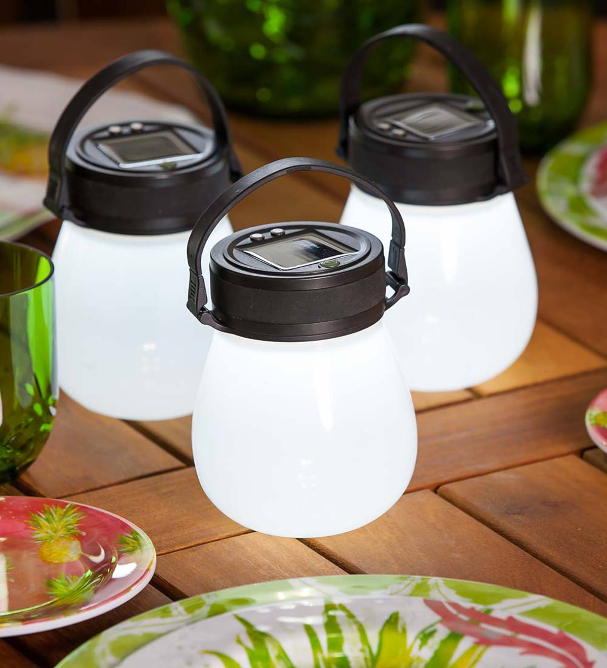 Firefly Solar Lantern Blue Wind And Weather