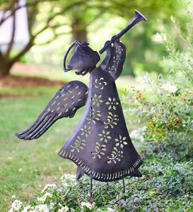 Large Angel Garden Stake