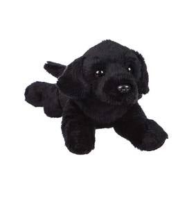 Black Lab Plush Stuffed Bean Bag