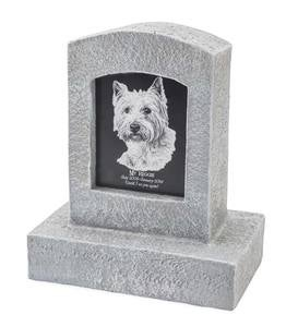 Personalized Small Pet Memorial with Image