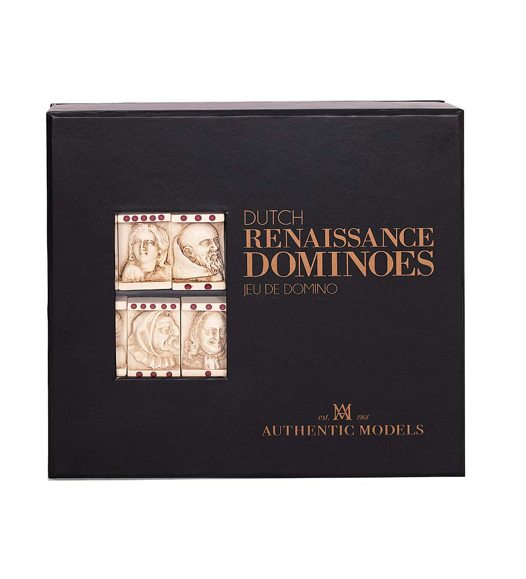 Dutch Renaissance Domino Set