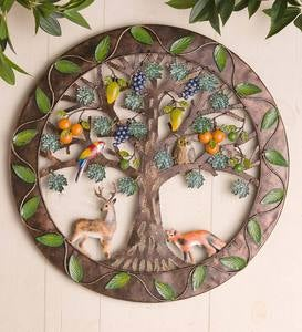 Eden Tree Metal Wall Art