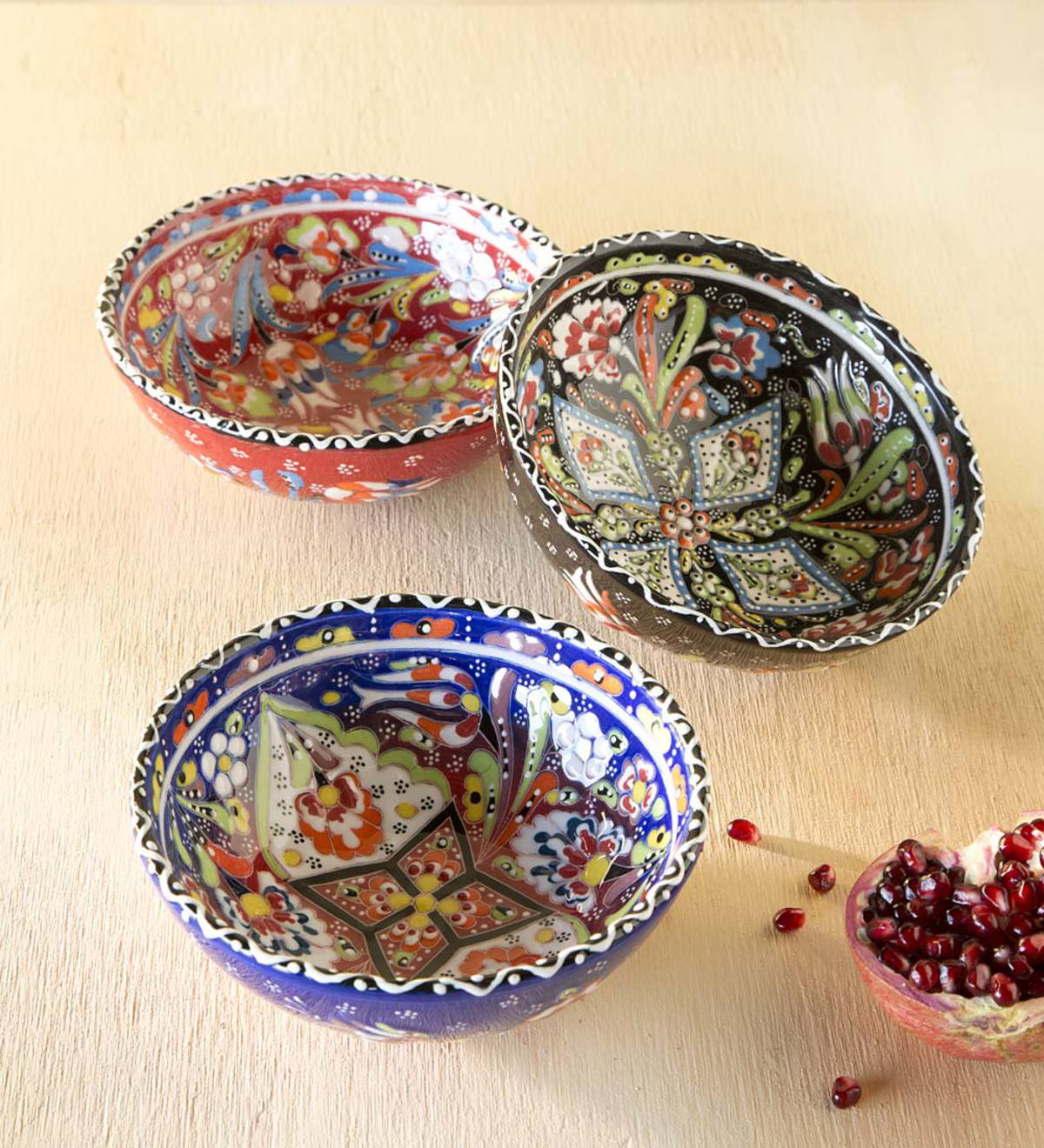 Handcrafted Turkish Small Bowl