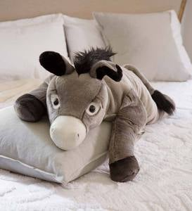 Donkey Body Pillow
