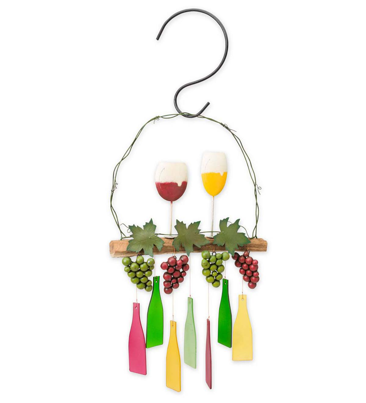 Wine Lovers' Wind Chime