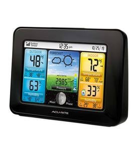 AcuRite® Color LCD Home Weather Station